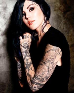 tatuadoras famosas