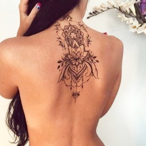 Tatuajes partes del cuerpo