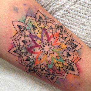tattoo mandala