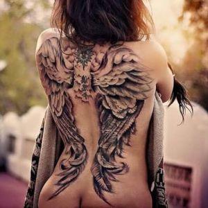 fotos de tatuajes de alas