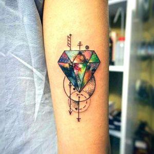 tatuajes de diamantes originales