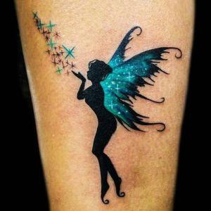 tatuajes bonitos de hadas