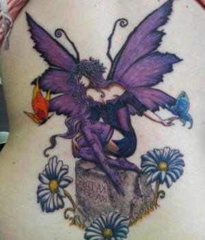 tatuajes chulos de hadas