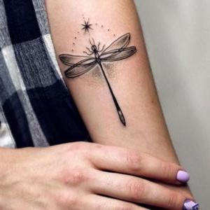 libellule tattoo