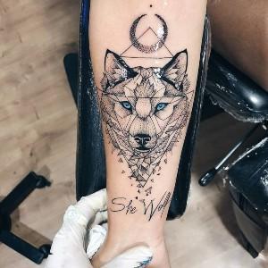 los mejores tatuajes de lobo