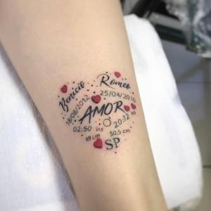 tatuaje con nombres con significado para mujeres