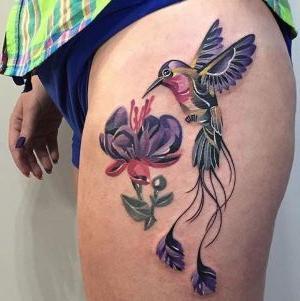 tatuajes lindos de pajaros