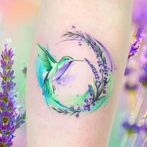 tatuaje lindo pequeño