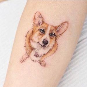 tatuajes bonitos de perros